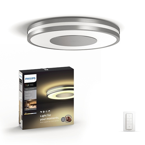 Being Hue ceiling lamp aluminium 1x32W