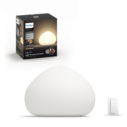 Wellner Hue table lamp white 1x9.5W 230V