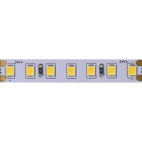 Aerts LED strip Topview 24 volt 9,6 watt 140LEDs p/m 3000K